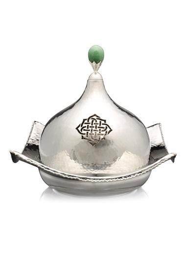 Çoruşuhlu Gümüş Kaplama Sahan-Decoristan